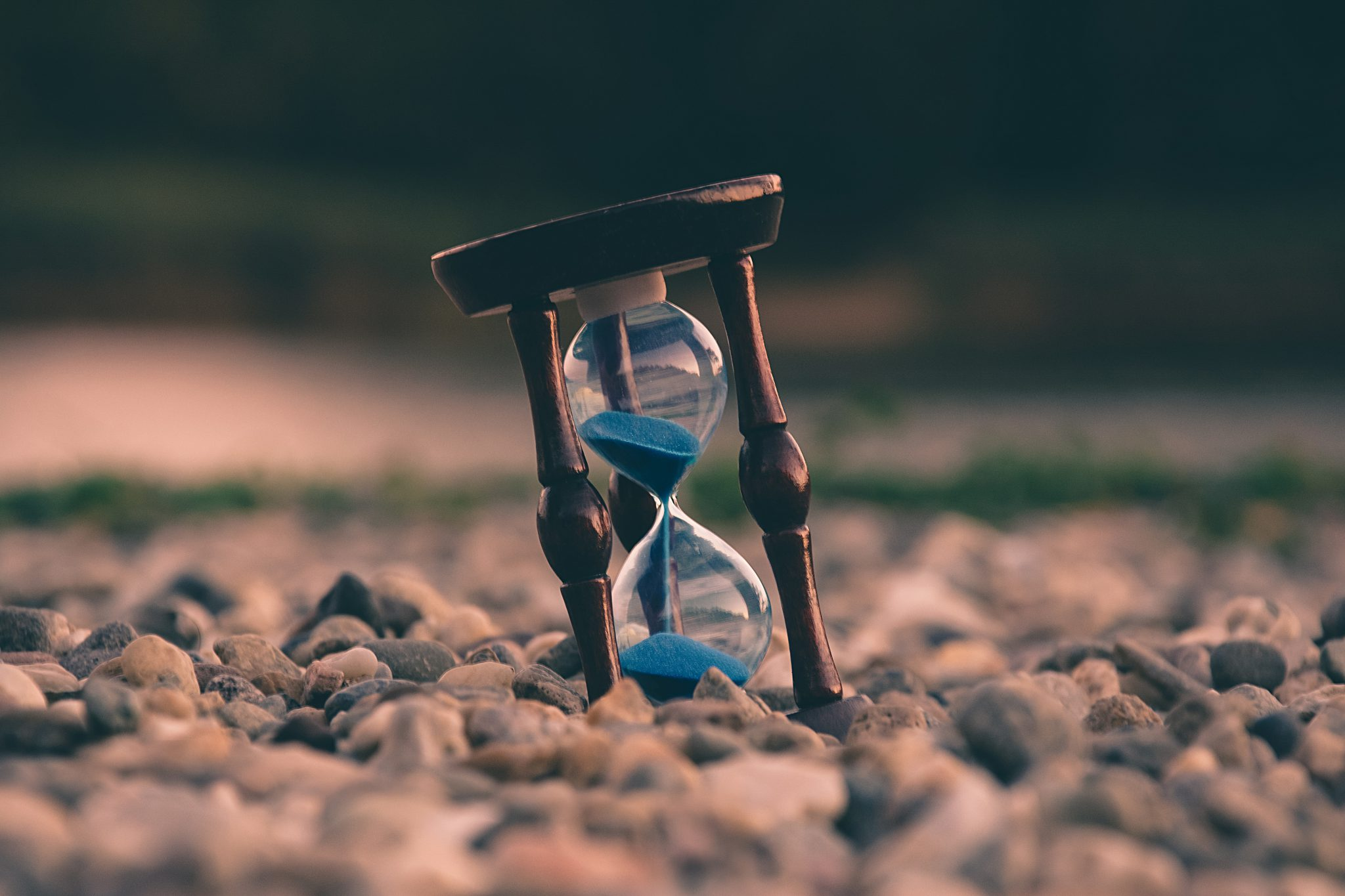 time and money, compounding interest