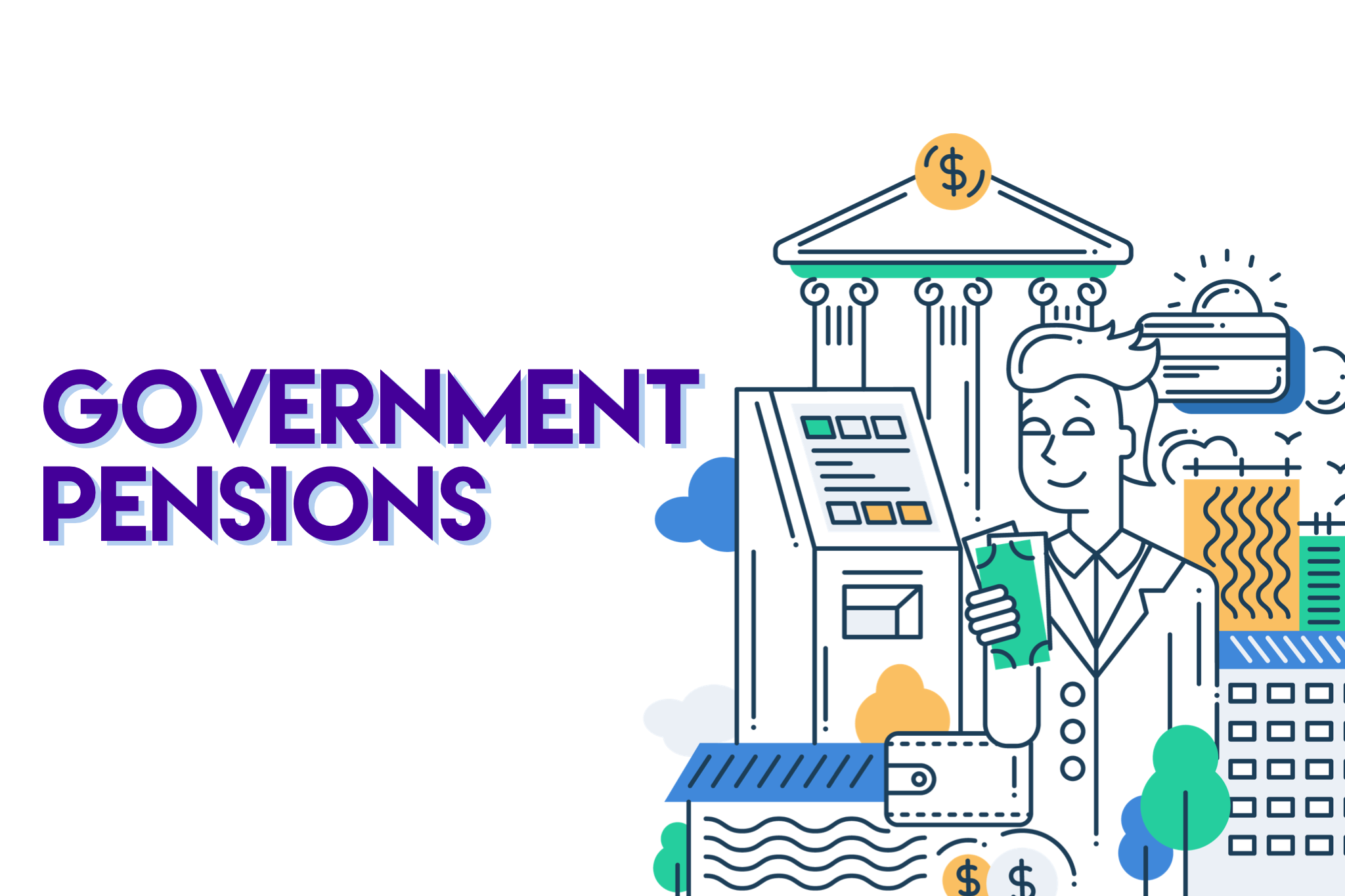Canada government pensions