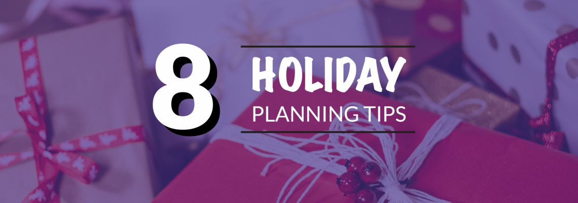 how to save during holidays